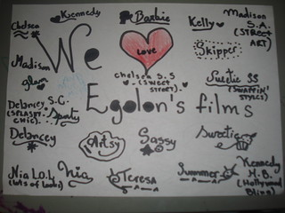 We Love Egolon's films! | by luliGlamour♥