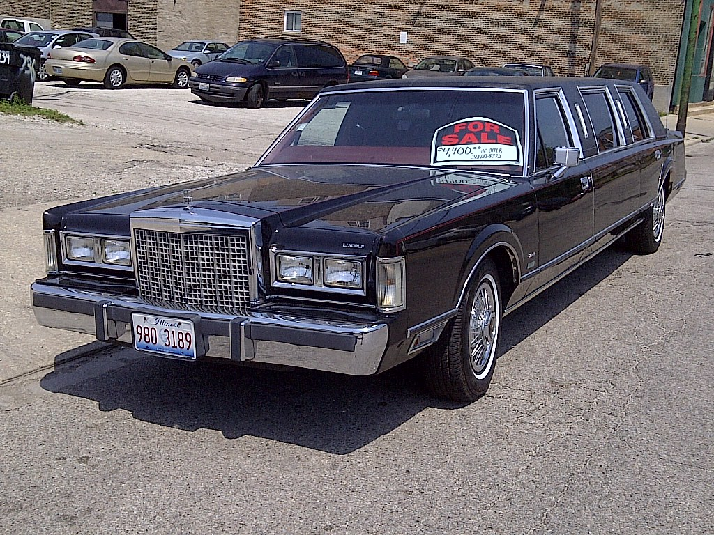 Lincoln Town Car Limo For Sale Artistmac Flickr