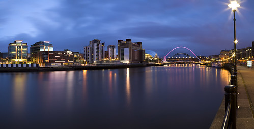 Newcastle & Gateshead Quayside | by dulkydunn