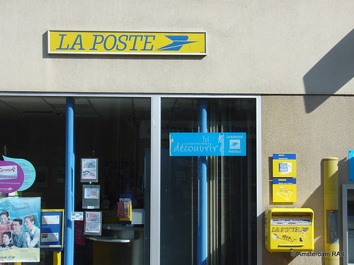 la poste bureau de poste avec ancien sigle bureau de post flickr. Black Bedroom Furniture Sets. Home Design Ideas