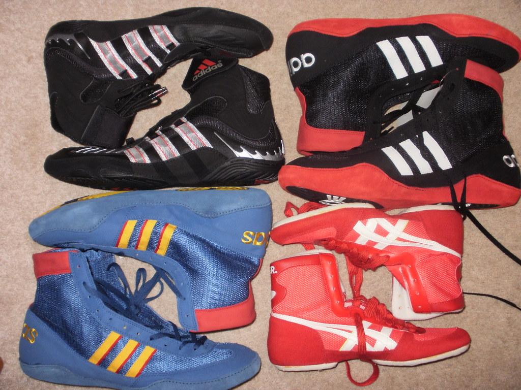 Rare Wrestling Shoes | IglooInvader2 | Flickr