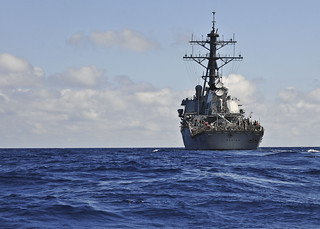 USS Porter in Mediterranean Sea [Image 5 of 5] | by DVIDSHUB