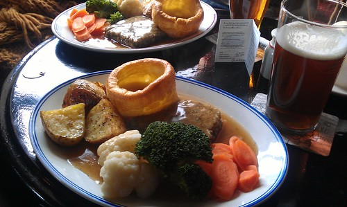 Sunday Lunch at the Kirkstone Pass Inn | by Happyralph