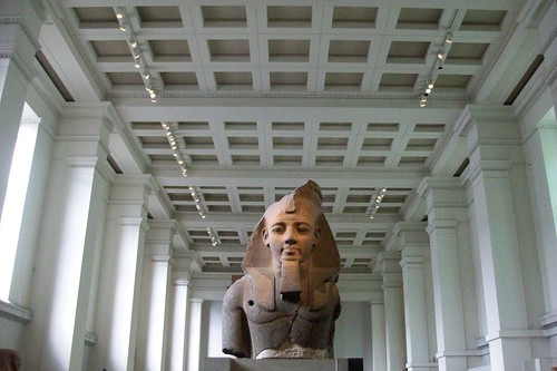 The British Museum:  Ramesses II in the Egyptian Collection | by stuartpaterson