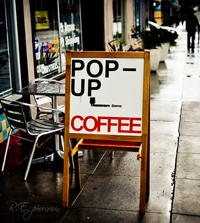 New Location ~ Cognoscenti Pop Up Coffee Shop, Atwater, California | by r.e. ~