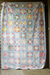 Vintage Quilt | by Jeni Baker | In Color Order