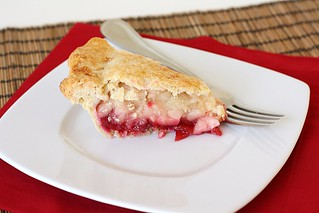 Apple-Cranberry Pie | by Tracey's Culinary Adventures