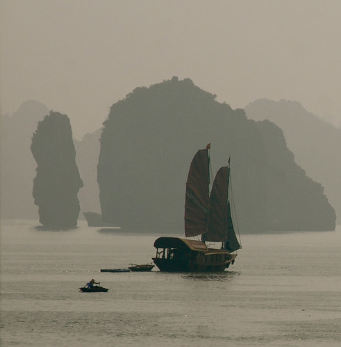 Ha Long Bay, Vietnam | by nicnac1000