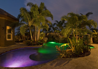 #1 Swimming Pool with Underwater Lighting | by lucas congdon