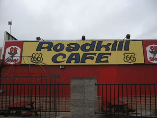 Roadkill Cafe Food Truck Kansas City