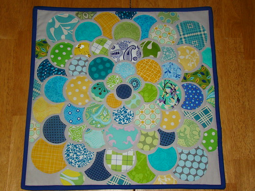Quilt #1 My Favorite Little Quilt Swap | by sewcraftyjess