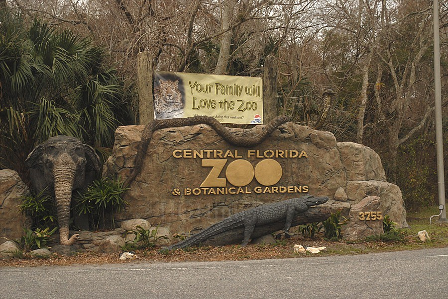 Bon ... Central Florida Zoo And Botanical Gardens | By HGHjim