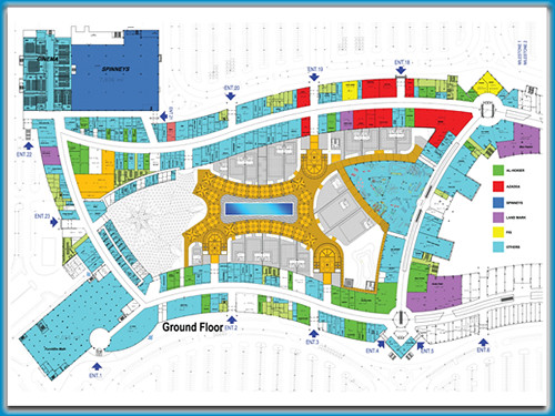 site plan the site plan of mall of arabia cairo mall of arabia flickr. Black Bedroom Furniture Sets. Home Design Ideas