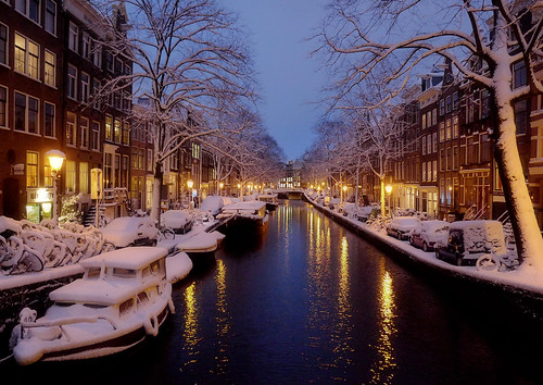 Winter Holiday Season in Amsterdam | by B℮n