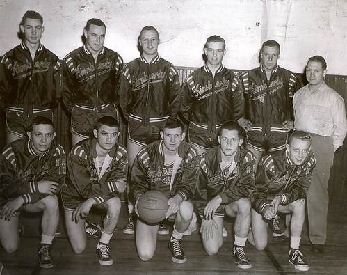 KRA 1952 BB Team | by Kimberly-Little Chute Public Library