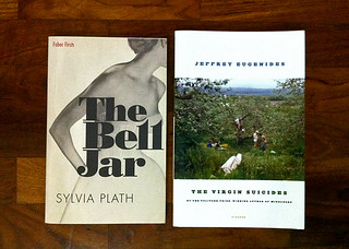 The Bell Jar & The Virgin Suicides | by elixiere
