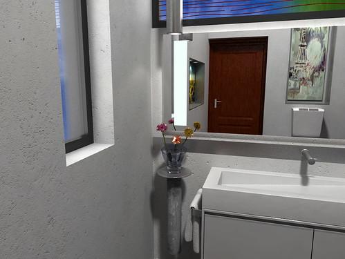 Dise o de mobiliario y acesorios para el ba o bathroom de for Mobiliario banos diseno