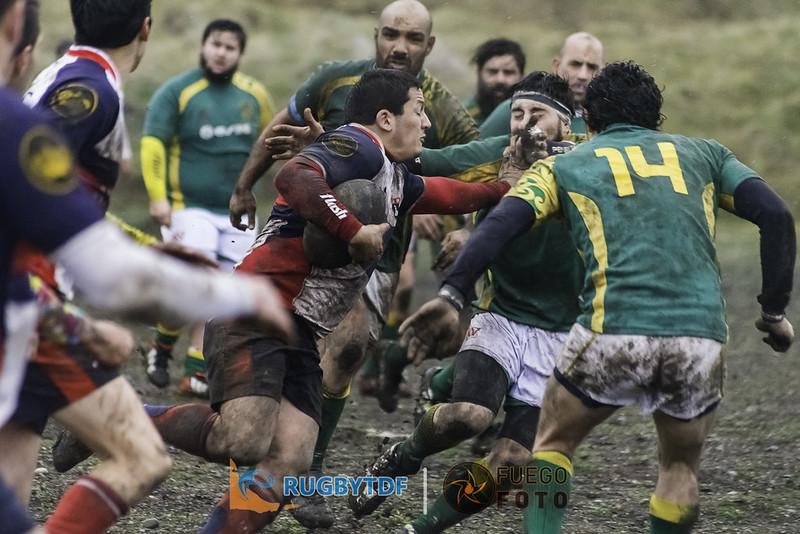 Rio Grande RHC vs Ushuaia RC