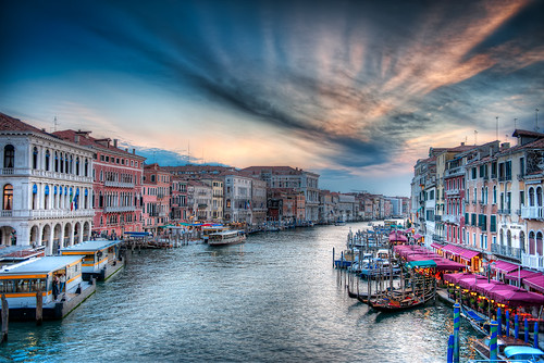 The Mighty Grand - (HDR Venice, Italy) | by blame_the_monkey
