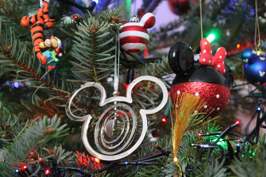 by steve n london mickey mouse christmas tree ornament by steve n london - Mickey Mouse Christmas Tree Ornaments