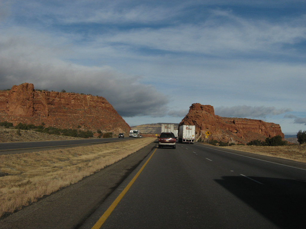 Worksheet. Climbing in Elevation I40 Westbound Near Grants New Mex  Flickr