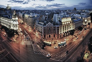 Madrid under blue | by cuellar