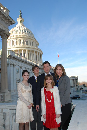 Congressman Chaffetz and his family | by jasonchaffetz