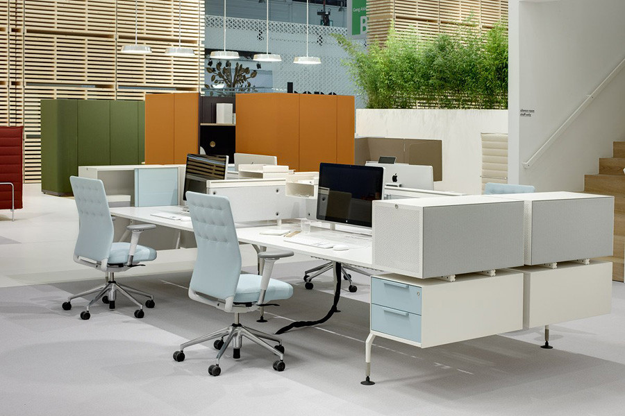Citizen Office Theme By Vitra Vitra At The Orgatec Office Flickr