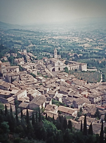Assisi 1995,  Basilica di San Francesco | by pizzodisevo 1937