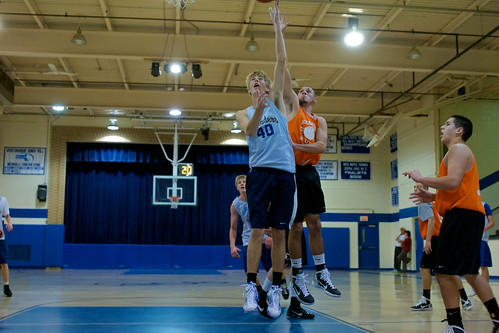 10-12 Bsktbll WCS - Scrimmage - Whitinsville Christian School Crusaders vs Uxbridge - 55 | by gus_estrella