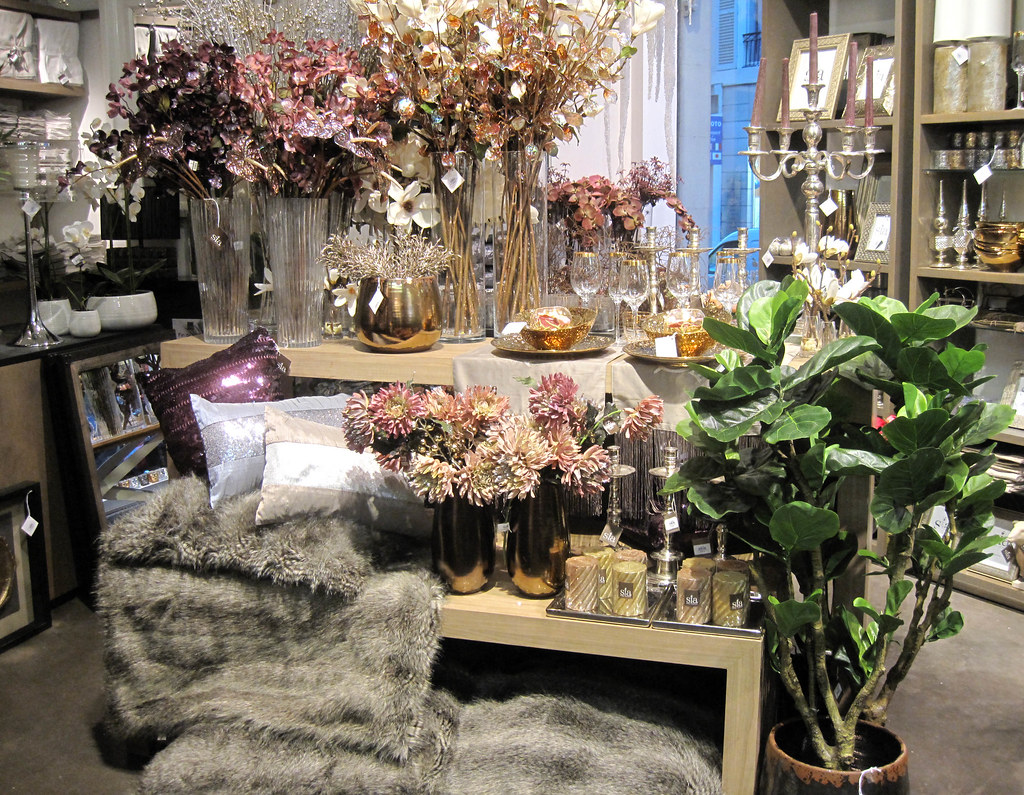 Sia Home Fashion | floral and decoration collection, winter … | Flickr