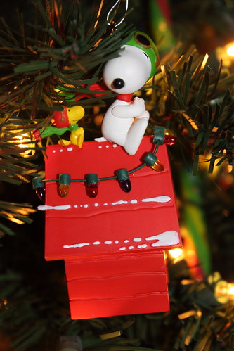2010 Snoopy ornament | by navywifewendy