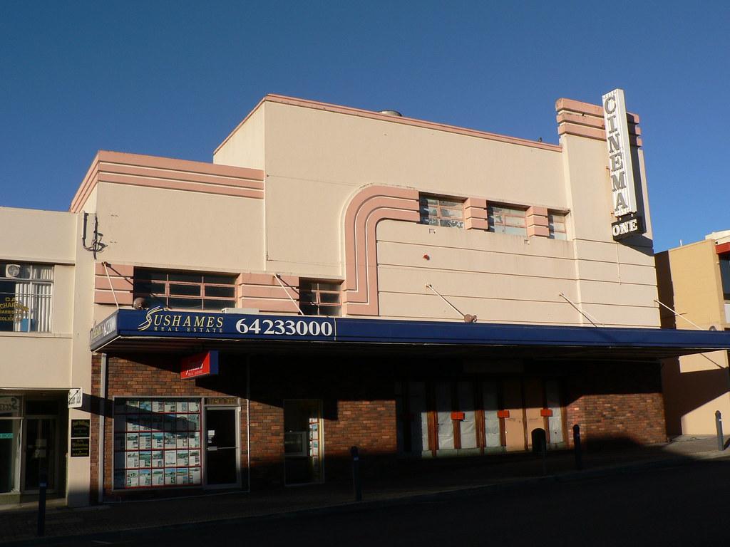 Devonport cinema tas