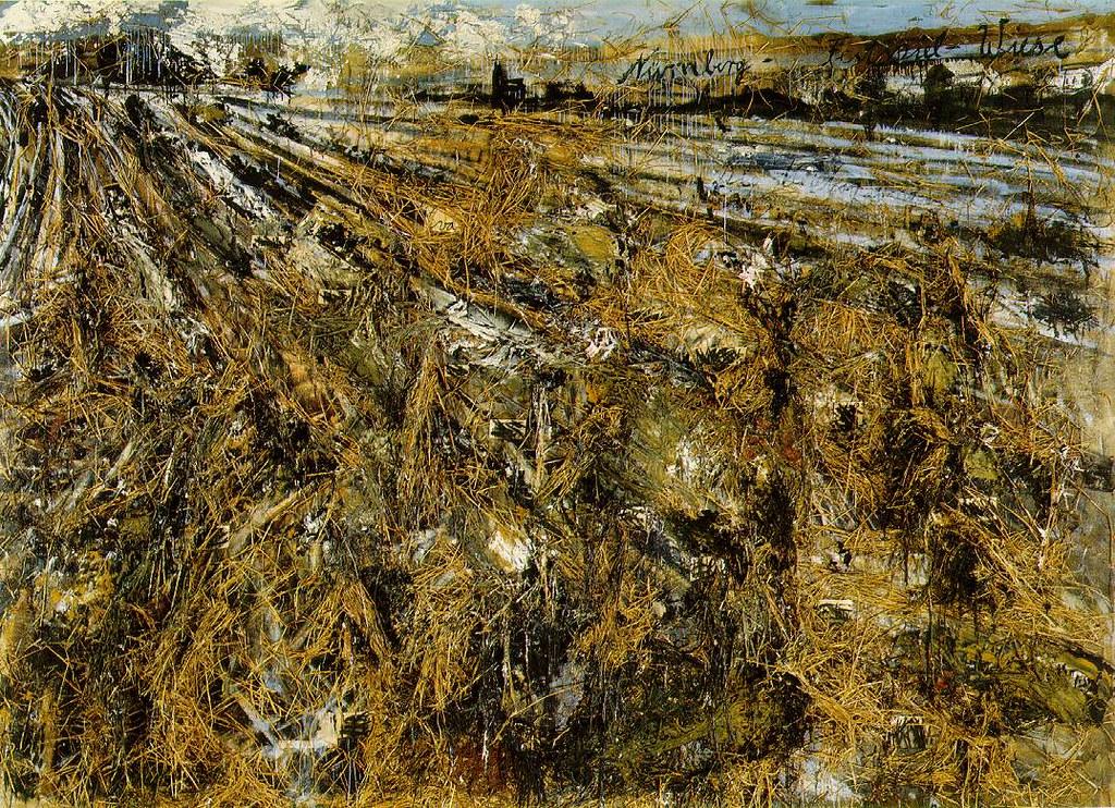 Kiefer, Anselm (1945- ) - 1982 Nuremberg (Eli and Edythe B… | Flickr