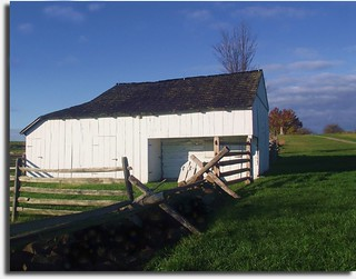 Lydia Leister Barn--Gen.Meade's Headquarters and Field Hospital | by becky04181949