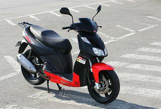 Aprilia Sportcity  Scooter For Sale