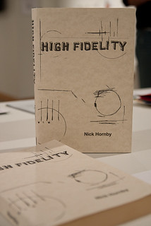 High Fidelity, book cover | by UT-Chattanooga