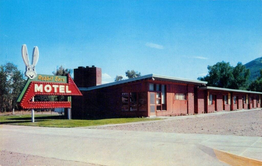 Rabbit Ears Motel - Steamboat Springs, Colorado