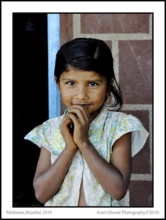 "little girl | by Amit Ghosal ""The Clickings"""