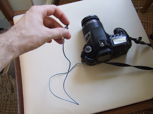 Step 15 DIY Shutter release from PC power switch | by Ravian Budde