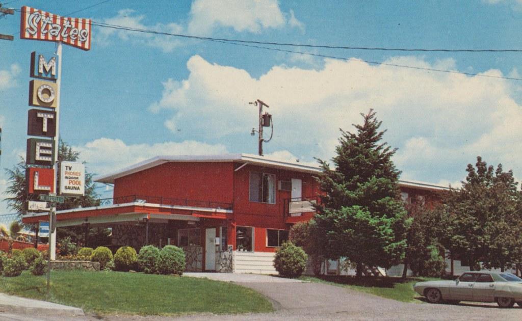 States Motel - Portland, Oregon