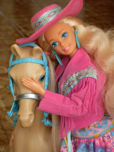 Barbie Western Fun with Sun Runner Horse | by illina86