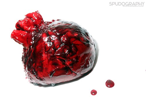 Heart Cake | by Spud-ography