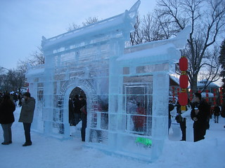 Ice on Whyte 2011 | by mastermaq