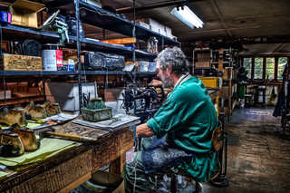 Artisan Series: The Bootmaker | by Rob Hanson Photography