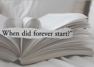 Day 5/365 ~ When Did Forever Start? | by Amanda Mabel