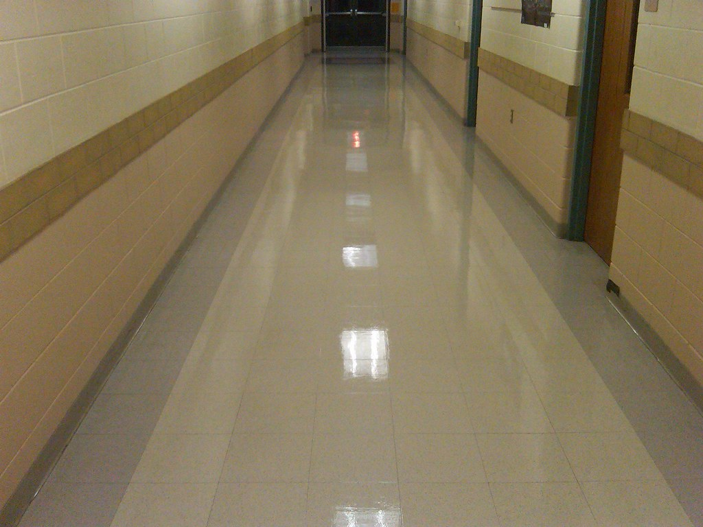 school floor. AFTER - School Floor | By Tartansupplywi L