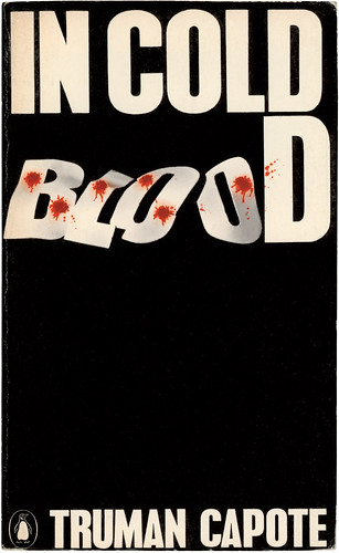 Penguin Book Cover Jobs : In cold blood by truman capote  penguin books