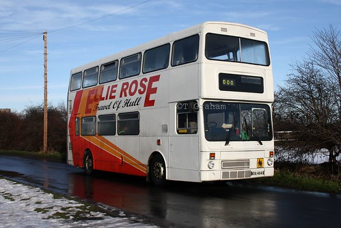 Ellie Rose MCW Metrobus NOA 464X | by Acceptable in the 90's