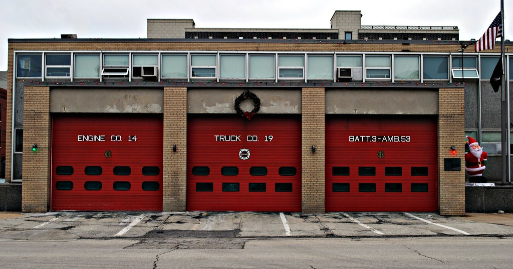 By Chicago Fire Department, 1129 W. Chicago Ave. Chicago, IL. | By
